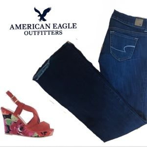 American Eagle Outfitters Stretch Denim Bootcut
